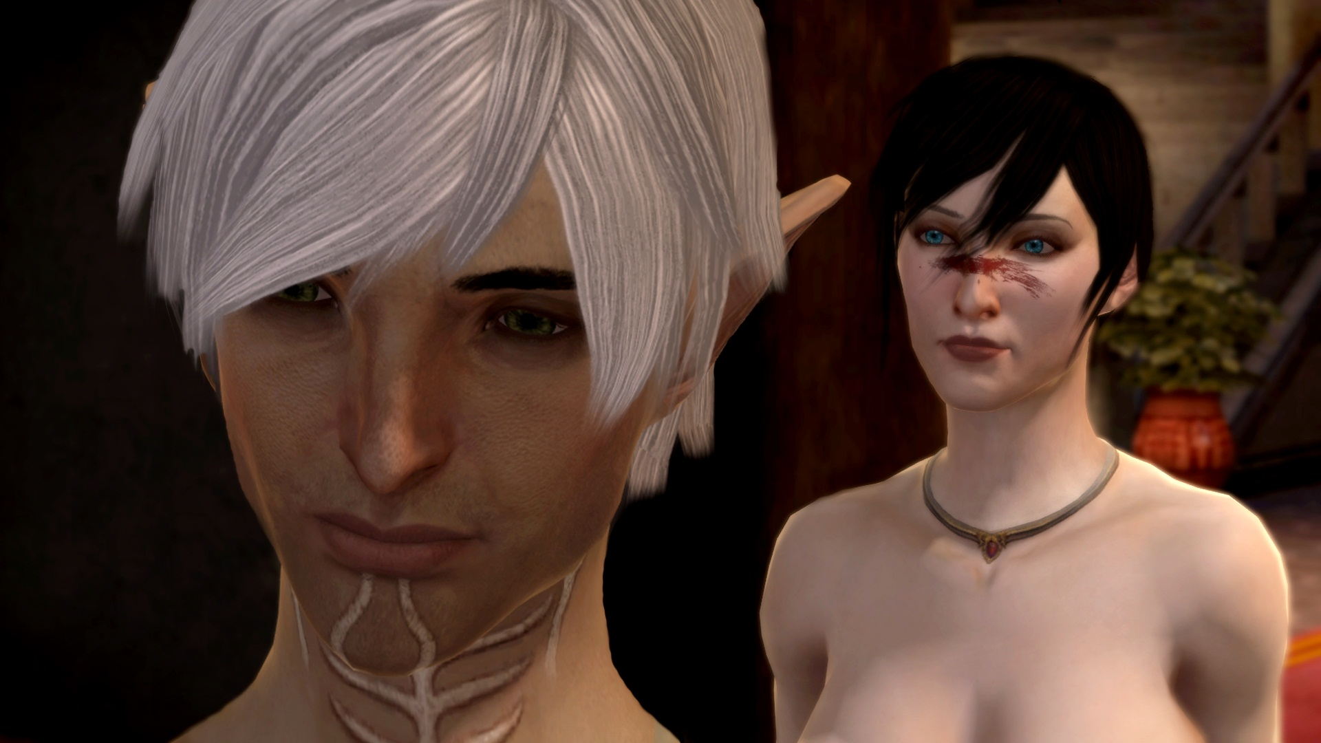 Dragonage2 nude mod anime videos